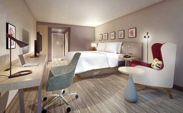 Hilton Garden Inn Solid Comfort Furniture Hospitality Hotel